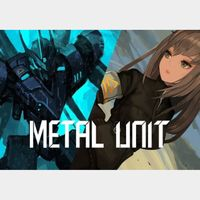 Metal Unit Steam Key GLOBAL