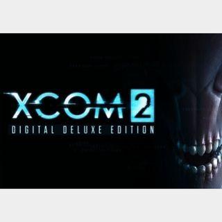 XCOM 2 - Digital Deluxe Edition Steam Key GLOBAL