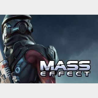 Mass Effect: Andromeda - Standard Recruit Edition US Xbox live Key