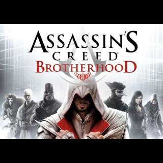 Assassin's Creed: Brotherhood Uplay Key GLOBAL