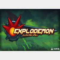 Explodemon Steam Key GLOBAL