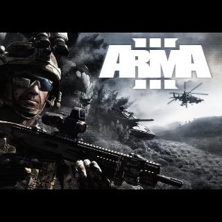 Arma 3 [STEAM][REGION:GLOBAL][KEY/CODE]