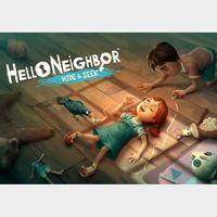 Hello Neighbor: Hide and Seek Steam Key GLOBAL