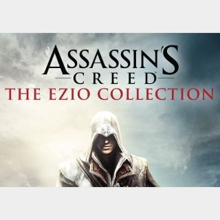Assassin's Creed - The Ezio Collection US Xbox live Key