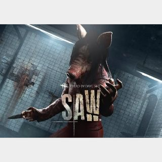 Dead by Daylight: The Saw Chapter Steam Key GLOBAL