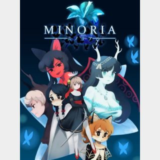 Minoria Steam Key GLOBAL