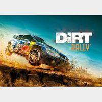 DiRT: Rally Steam Key GLOBAL