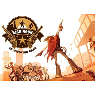 High Noon VR Steam Key GLOBAL