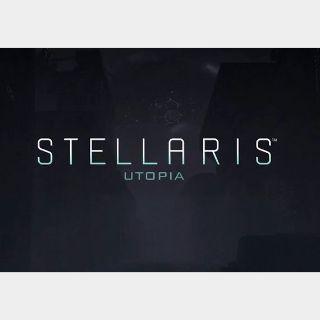 Stellaris: Utopia Steam Key GLOBAL