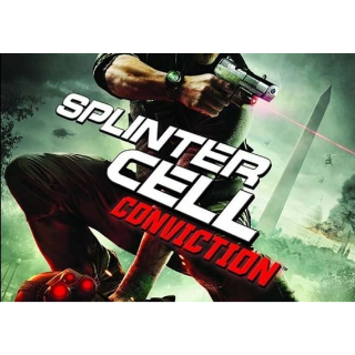 Tom Clancy's Splinter Cell Conviction - Deluxe Edition Uplay Key GLOBAL