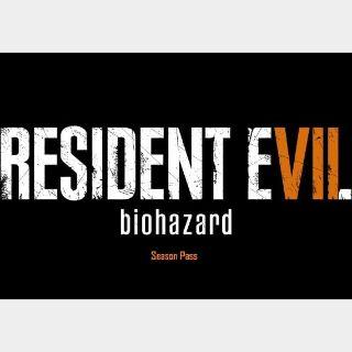 Resident Evil 7 Biohazard - Season Pass Steam Key GLOBAL