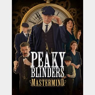 Peaky Blinders: Mastermind Steam Key GLOBAL