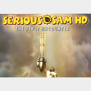Serious Sam HD: The First Encounter Steam Key GLOBAL