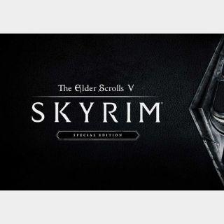 The Elder Scrolls V: Skyrim - Special Edition Xbox live Key GLOBAL