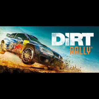 DiRT Rally steam key global