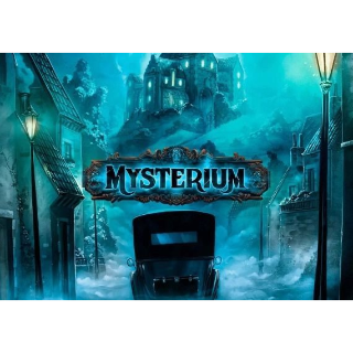 Mysterium: A Psychic Clue Game Steam Key GLOBAL