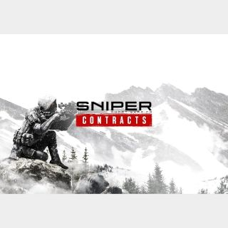 Sniper Ghost Warrior Contracts Steam Key GLOBAL