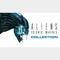 Aliens Colonial - Marines Collection Steam Key GLOBAL