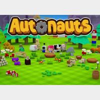 Autonauts Steam Key GLOBAL