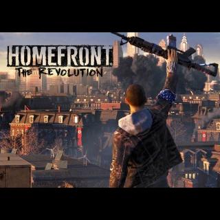 Homefront: The Revolution Steam Key GLOBAL