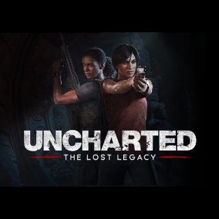Uncharted: The Lost Legacy EU PSN Key