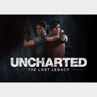 Uncharted: The Lost Legacy EU PSN Key