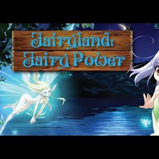 Fairyland: Fairy Power Steam Key GLOBAL