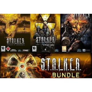 S.T.A.L.K.E.R. - Bundle GOG Key GLOBAL