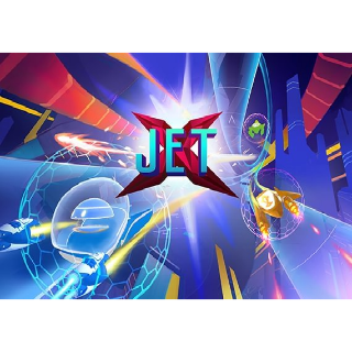JetX VR Steam Key GLOBAL