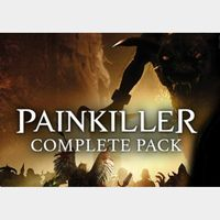 Painkiller - Complete Pack Steam Key GLOBAL