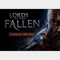 Lords of the Fallen GOTY Steam Key GLOBAL