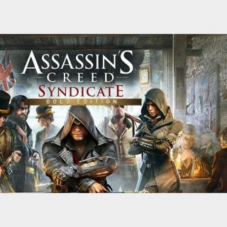 Assassin's Creed: Syndicate - Gold Edition US Xbox live Key