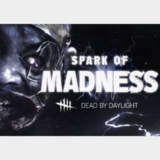 Dead by Daylight: Spark of Madness Chapter Steam Key GLOBAL