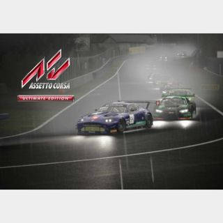 Assetto Corsa - Ultimate Edition Steam Key GLOBAL