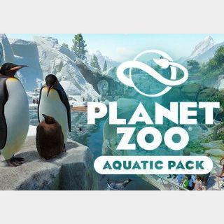 Planet Zoo - Aquatic Pack Steam Key GLOBAL