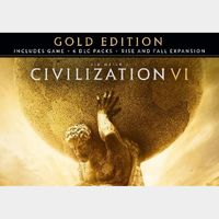 Sid Meier's Civilization VI - Gold Edition Steam Key GLOBAL