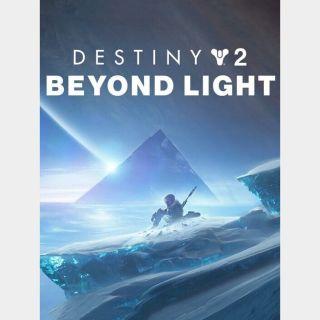 Destiny 2: Beyond Light Steam Key GLOBAL