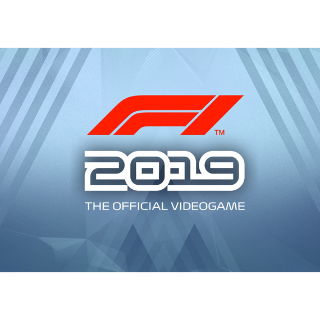 F1 2019 - Anniversary Edition Steam Key GLOBAL