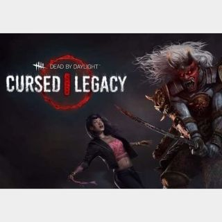 Dead by Daylight: Cursed Legacy Chapter Steam Key GLOBAL
