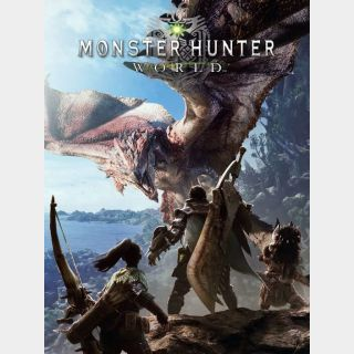 Monster Hunter: World US Xbox live Key