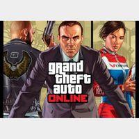 Grand Theft Auto V GTA 5 - Premium Online Edition Rockstar Social Club Key GLOBAL