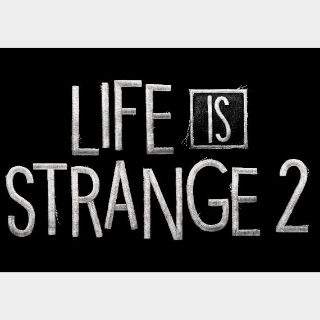 Life is Strange 2 - Complete Season Steam Key GLOBAL