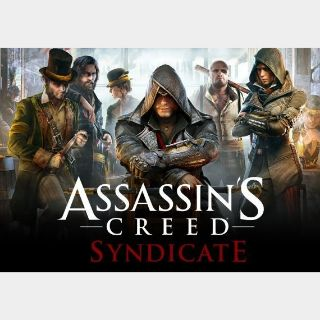 Assassin's Creed: Syndicate Ubisoft ConnectKey GLOBAL