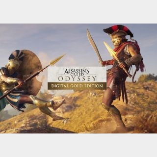 Assassin's Creed: Odyssey - Gold Edition Xbox live Key GLOBAL