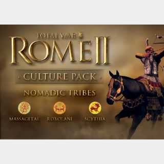 Total War: Rome 2 - Nomadic Tribes Culture Pack Steam Key GLOBAL