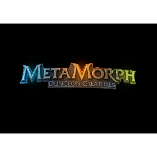 MetaMorph: Dungeon Creatures Steam Key GLOBAL
