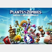 Plants vs Zombies: Battle for Neighborville Origin Key GLOBAL