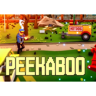 Peekaboo Steam  Key GLOBAL