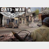 Days of War - Definitive Edition Steam Key GLOBAL