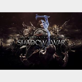 Middle-earth: Shadow of War Steam Key GLOBAL